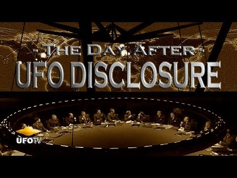 THE DAY AFTER UFO DISCLOSURE – HD Movie