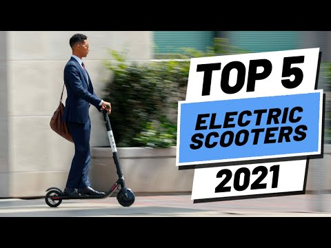 Top 5 Best Electric Scooter of [2021]