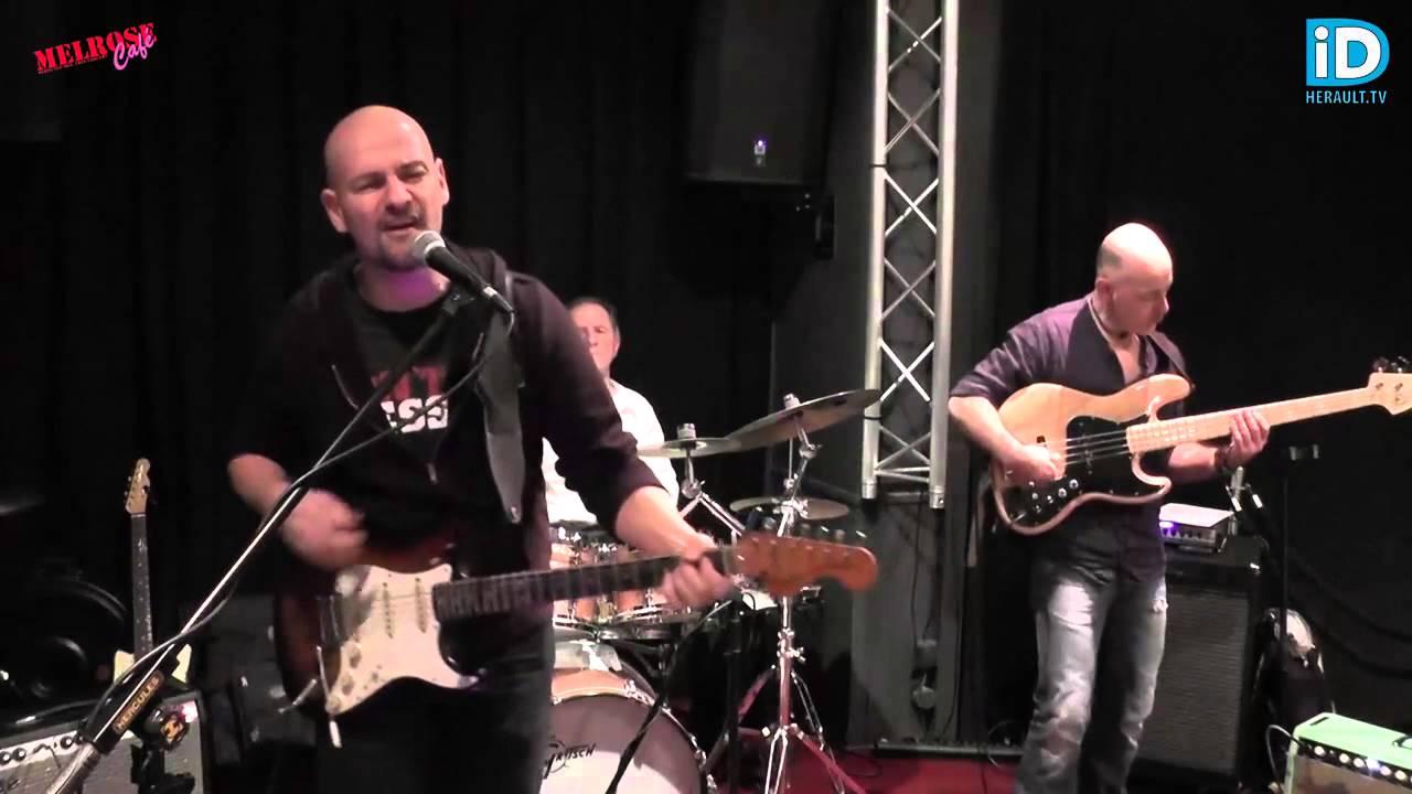 GUITAR LEGENDS Trio au Melrose Café