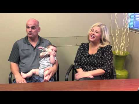 Couple Overcame 7 Years of Fertility Treatments to Have a Baby
