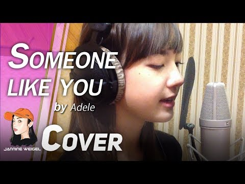 Someone like you – Adele (Cover by 12 years old Jannina W)