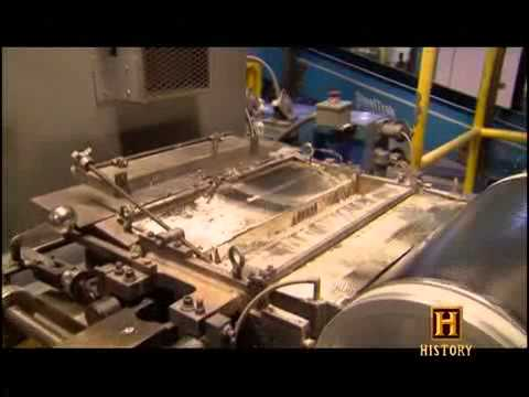 ODYSSEY Battery on Modern Marvels
