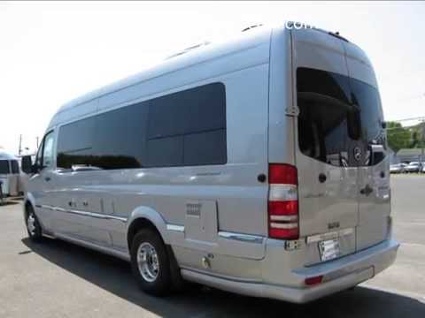 2014 mercedes benz sprinter rv for Mercedes benz conversion van
