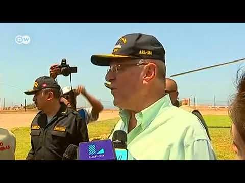 Aumenta a 104 los heridos por terremoto en Perú (VIDEO)