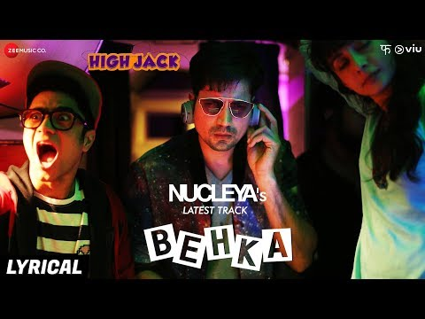 Behka - Lyrical | High Jack | Sumeet Vyas, Sonnall