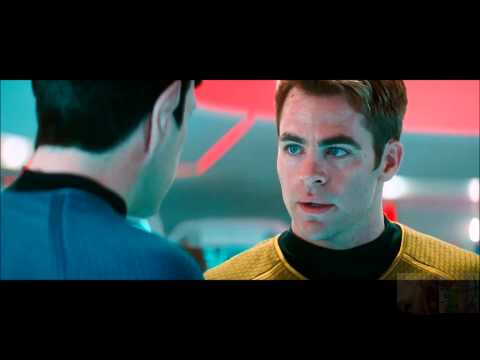 Star Trek Into Darkness - Pleads of Mercy, Scottys Saves the Day, Kirk & Spock Development