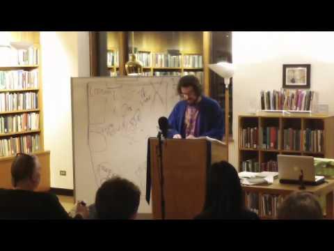 Poesie Arbeit: Filip Marinovich stellt Schwellenländer Arbeit von Occupy Wall Street