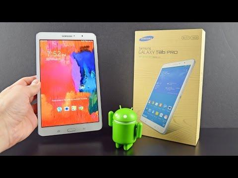 Samsung Galaxy Tab Pro 8.4 SM-T320 Обзор