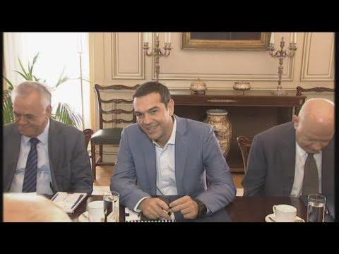 Αλ. Τσίπρας: Τα στοιχεία της ΕΛΣΤΑΤ είναι ενθαρρυντικά
