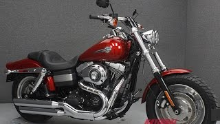 6. 2013  HARLEY DAVIDSON  FXDF DYNA FAT BOB  - National Powersports Distributors