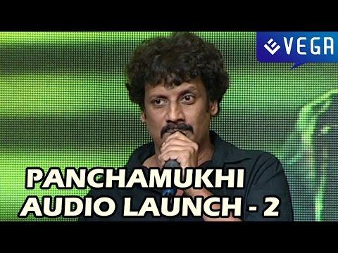 Panchamuki Telugu Movie Audio Launch - Part 2
