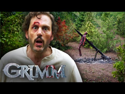 Monroe Tries to Escape | Grimm