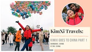 Video Explore CHINA with Kim Chiu & Xian Lim | Shanghai, Xi'an + Disneyland | Kim Chiu PH MP3, 3GP, MP4, WEBM, AVI, FLV Mei 2019