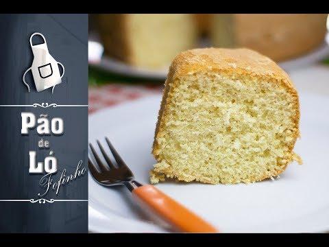 Que tal um pão-de-ló fácil e muito gostoso?