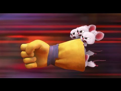 The Nut Job 2 In Hindi ||Best Secne Of Mouse||