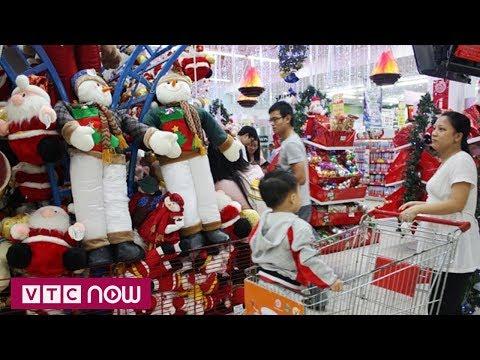 Người dân TPHCM tất bận sắm sửa mùa Giáng sinh - Thời lượng: 116 giây.