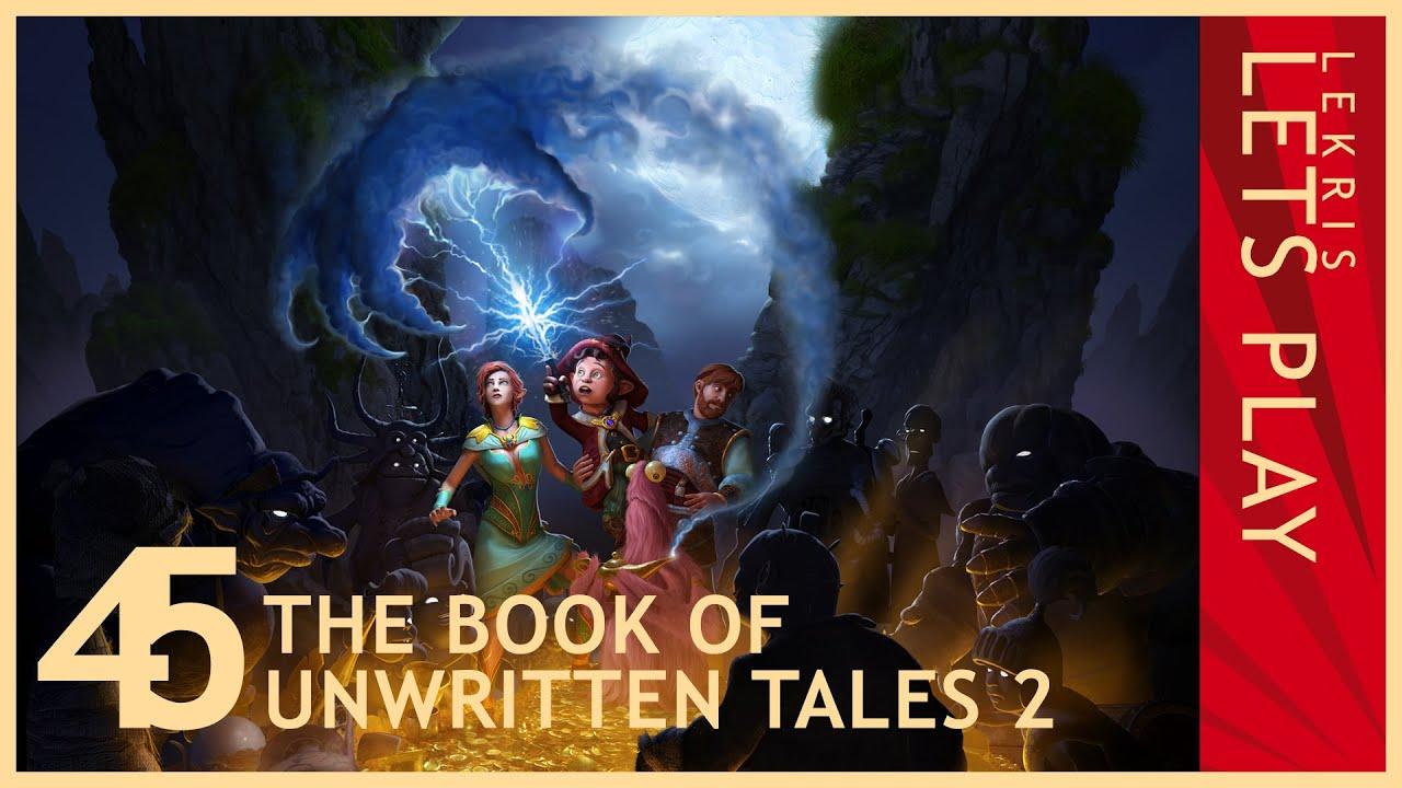 The Book of Unwritten Tales 2 - Kapitel 4 #45 - Hieroglyphen lösen