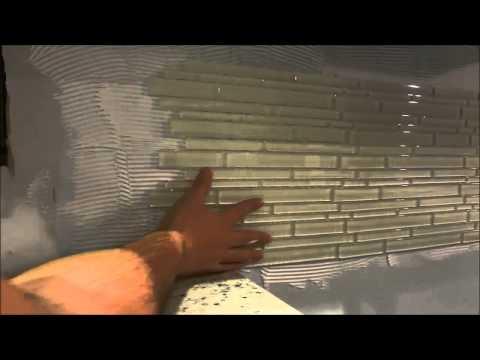 Tile backsplash how to