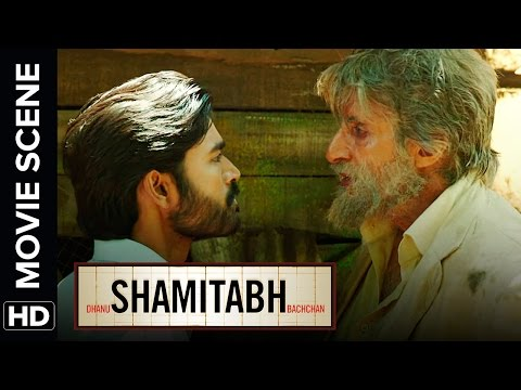 Video Face off between Dhanush & Amitabh | Shamitabh | Movie Scene download in MP3, 3GP, MP4, WEBM, AVI, FLV January 2017