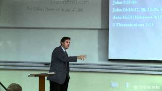 John McKinley: Pneumatology