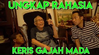 Download Video Ungkap Rahasia Keris Gajah Mada bersama Permadi MP3 3GP MP4
