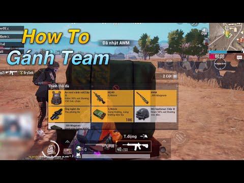 PUBG Mobile | Tại Sao Ân Luôn Được Team Buff Đồ VIP - Quét Sạch Bo Cuối