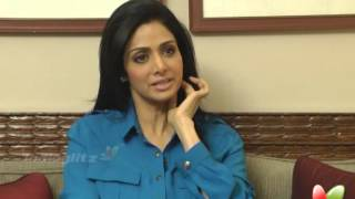 Sridevi On English Vinglish | Latest Tamil Film | Sridevi - Priya Anand