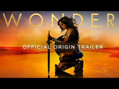 Wonder Woman Trailer 3