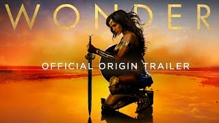 Video WONDER WOMAN - Official Origin Trailer MP3, 3GP, MP4, WEBM, AVI, FLV Oktober 2017