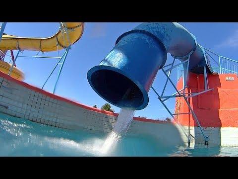 Veneza Water Park in Brazil (Latino Music Video)