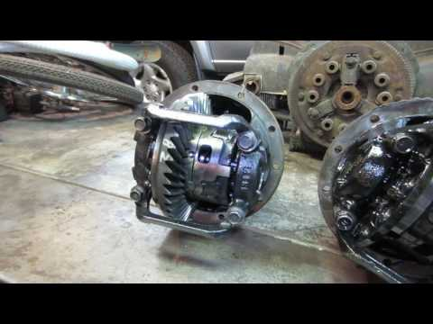 Toyota Tundra Rear Differential Repair Watch The Video
