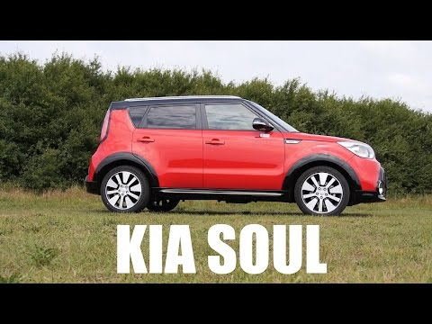 (ENG) KIA Soul 1.6 CRDi – Test Drive and Review