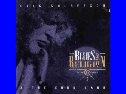 Eric Culberson   Blues Is My Religion   1995   Morning Light Blues   Dimitris Lesini Blues
