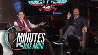 Video Minutes With Max Amini Season 2 Ep 11 دقیقه هایی با مکس امینی فصل ۲ قسمت Maz Jobrani ۱۱ MP3, 3GP, MP4, WEBM, AVI, FLV Oktober 2018