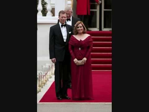 Royal Guests at Royal Wedding 2011
