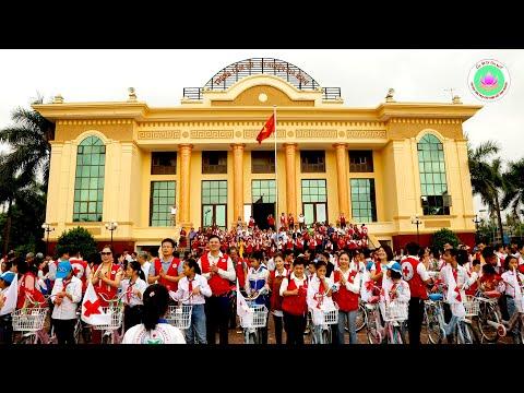 Chi hội Tình Người chắp cánh ước mơ cho 159 học sinh nghèo huyện Gia Bình, tỉnh Bắc Ninh