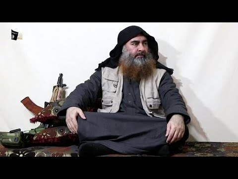 Νέο βίντεο τζιχαντιστών: Ισχυρίζονται ότι μιλά ο Αλ-Μπαγκντάντι…