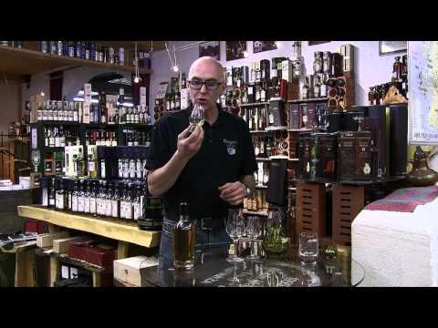Das richtige Whisky Glas - Test verschiedener Whisky Gläser mit Bowmore 1995 Riegger's Selection