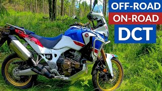 4. 2019 Honda Africa Twin Adventure Sports DCT | First Ride | Review