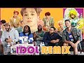 KINGS and QUEEN! BTS (방탄소년단) 'IDOL (Feat. Nicki Minaj)' Official MV REACTION/REVIEW