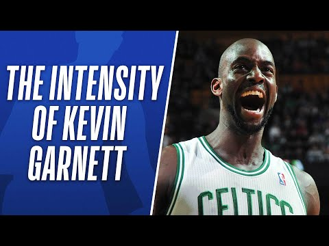 intensity - Check out this feature on Kevin Garnett's intensity, focusing on his mindset and passion for the game.