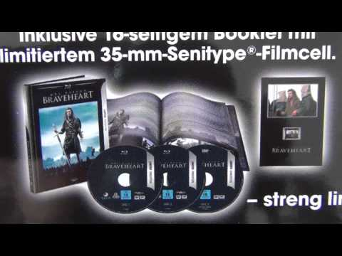 Unboxing [Braveheart - Limited Cinedition] BluRay German