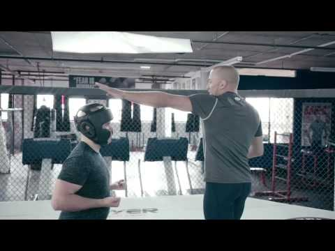 GSP kicks a bottle of Bud Light off of someone's head – Bud Light Canada