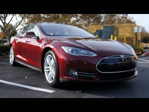 model vehicles - We take the Tesla Model S electric sedan for a test drive and find out its practical range and how drives differently from a gas-powered car. With a new firm...