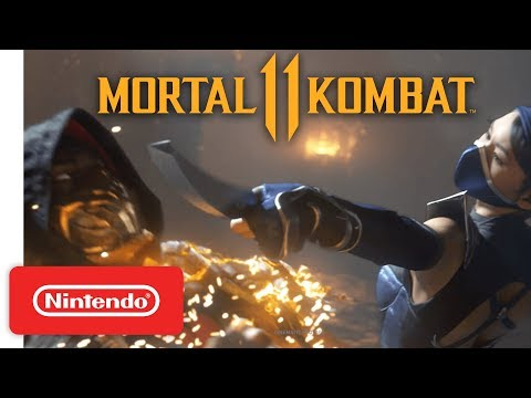 Mortal Kombat 11– Kitana vs. Scorpion Showdown – Nintendo Switch - Thời lượng: 31 giây.
