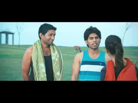 Gouravam   Tamil Movie   Scenes   Clips   Comedy   Songs   Yami Gautam comes to Allu Sirish's tent