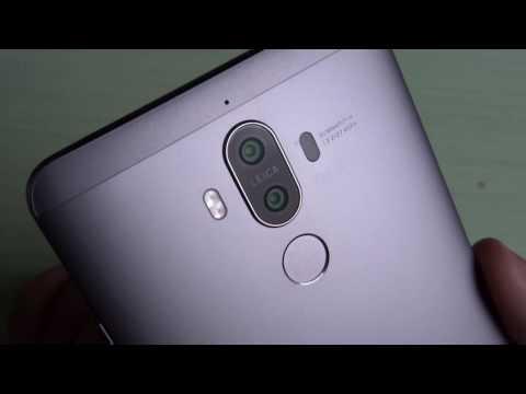 Huawei Mate 9 unboxing e VLOG presentazione