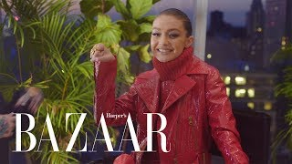 Video Gigi Hadid Shares 5 Things You Didn't Know About Her | The Last Five | Harper's BAZAAR MP3, 3GP, MP4, WEBM, AVI, FLV Januari 2019