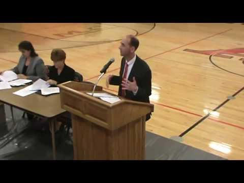 Auditor Schweich Delivers the Ash Grove School District Audit
