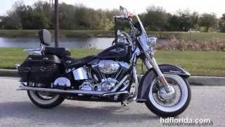 9. Used 2012 Harley Davidson Heritage Softail Classic Motorcycles for sale